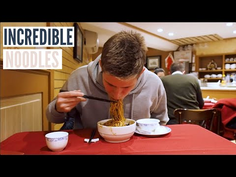 Best Noodles In Shanghai | China Episode 7