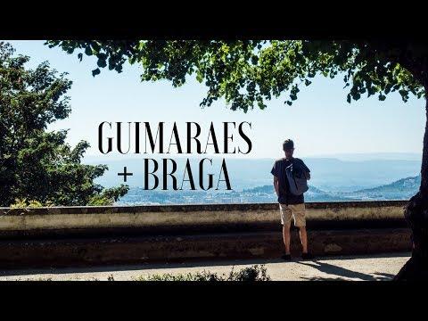 Guimaraes and Braga | A Day Trip From Porto, Portugal