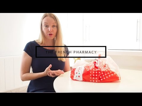 French Pharmacy Beauty Products Haul