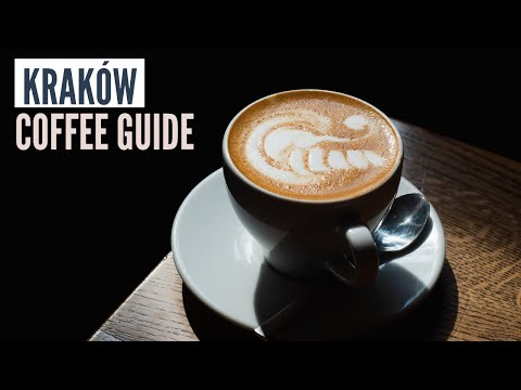 Where To Find The Best Coffee In Kraków, Poland | TOP 5