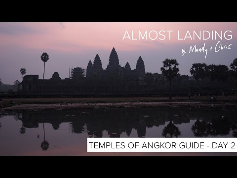 Angkor Wat + Surrounding Temples - Day 2 Guide