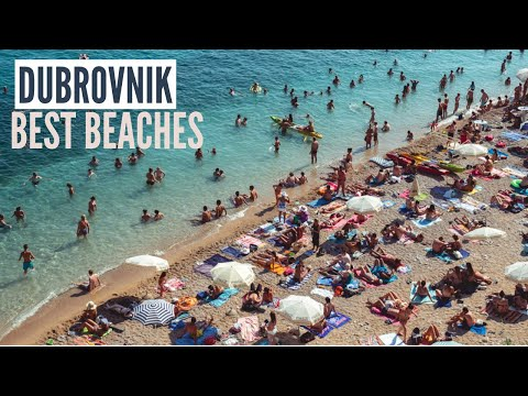 Best Beaches In Dubrovnik Croatia | We Love Croatian Beaches