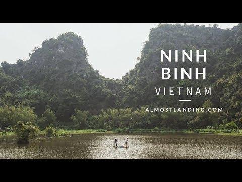 Ninh Binh Vietnam | A Look Into A More Rural Vietnam