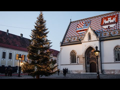 Zagreb Christmas Market Croatia | Voted The Best European Christmas Market 3 Years In A Row!