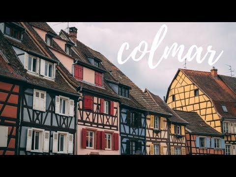 A Day & Night In Colmar | France