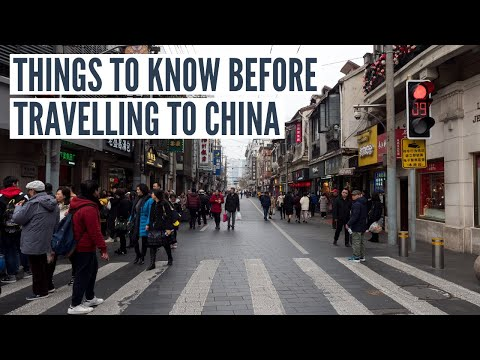 Things to know before visiting China | China Episode 2