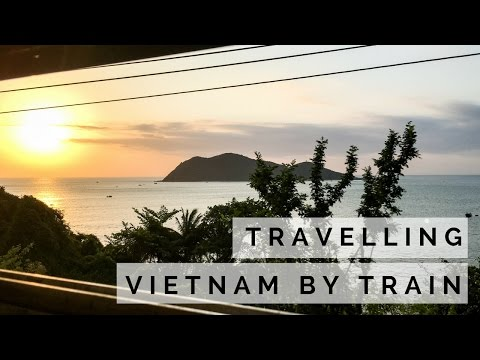 Travelling Vietnam By Train
