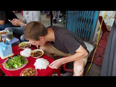 Hanoi Street Food | Top 8 Dishes | Where To Eat In Hanoi Vietnam