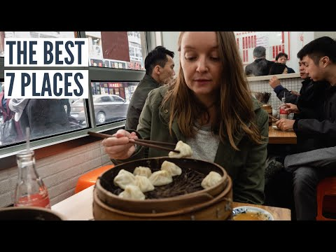 Best Places To Eat Xiao Long Bao In Shanghai (XLB) | China Episode 6