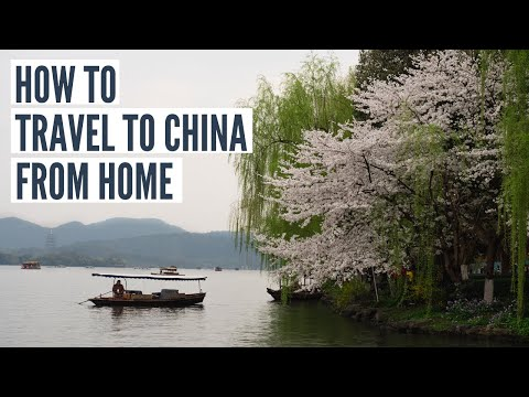 How To Travel To China From Home | China Episode 1