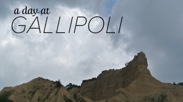 A Day At Gallipoli