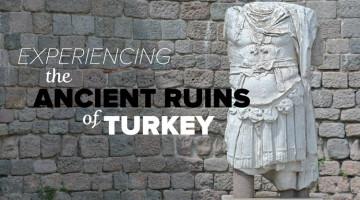 Ruins of Turkey