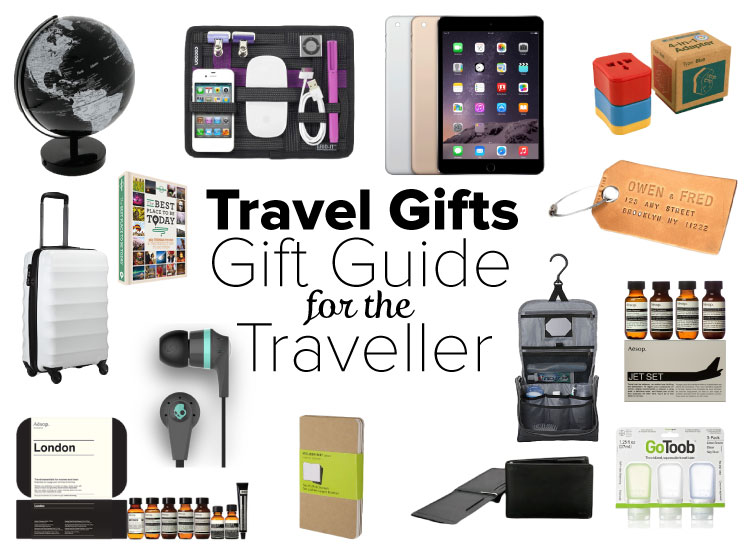 Travel Gifts: Gift Guide For The Traveller