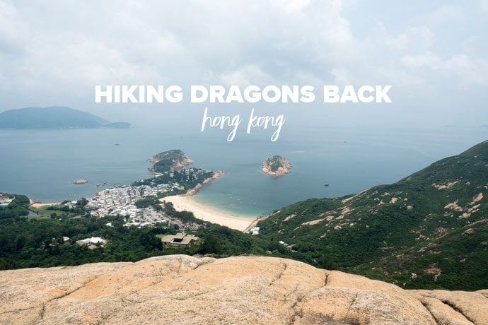 Hiking Dragons Back Hong Kong: Another Side To Hong Kong